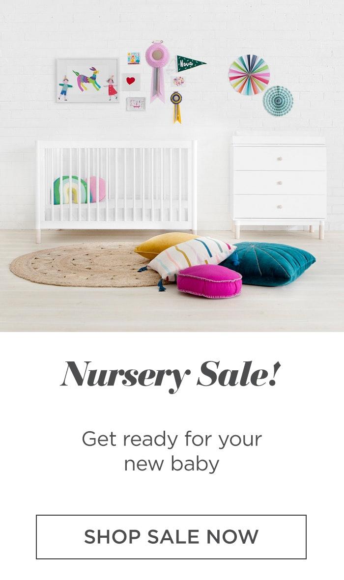 Nursery Sale