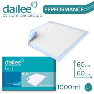 Dailee Bed Plus - 60x60cm