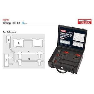 Toledo Timing Tool Kit - Ford
