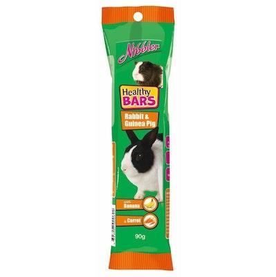 Nibbler Healthy Rab/Gp Bar Banana & Carrot 90g