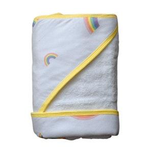 Hooded Towel - RAINBOWS