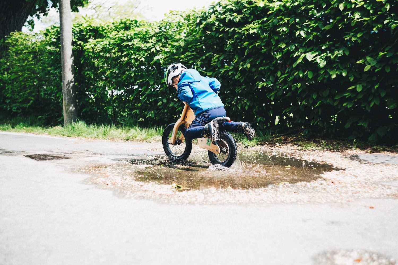 Choosing a Family-friendly Bike Route