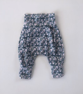 In the Garden Floral Harem Pants