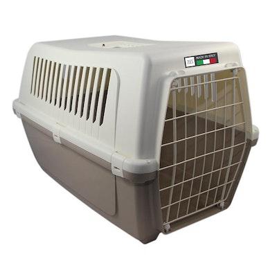 Zeez Vision Classic Pet Carrier Mocaccino - 3 Sizes