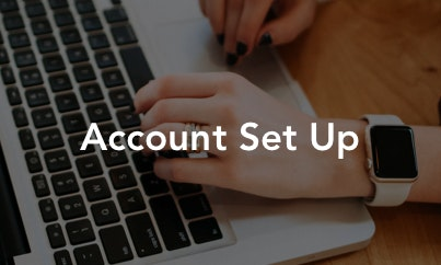 Account Set Up