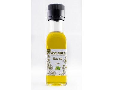 Spice Girlz Lime Olive Oil 100ml
