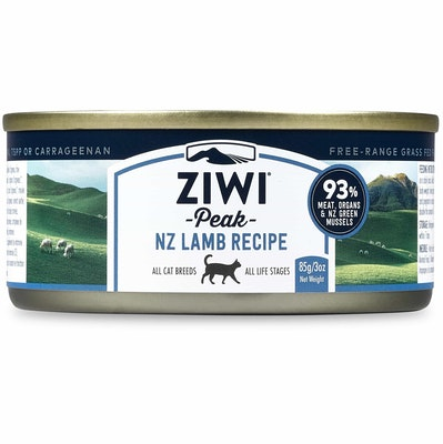 ZiwiPeak Daily Cat Cuisine Lamb Wet Cat Food