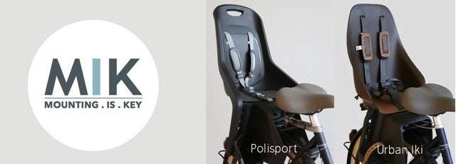 Basil - MIK (Mounting is Key) in Bike Europe