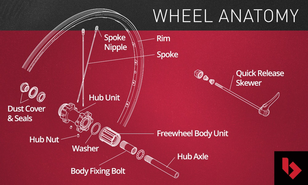 Mountain Bike Wheels: Everything to Know