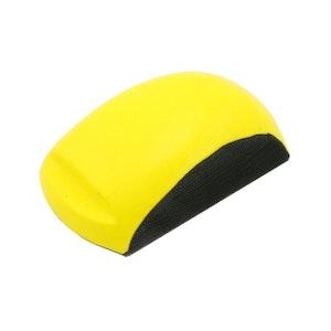 Hand Block For Velcro Discs 150mm