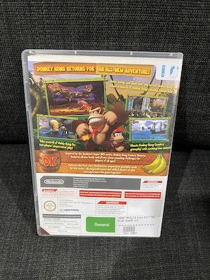 Nintendo Wii Donkey Kong Country Returns