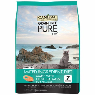 Canidae Sea Adult Fish Dry Cat Food