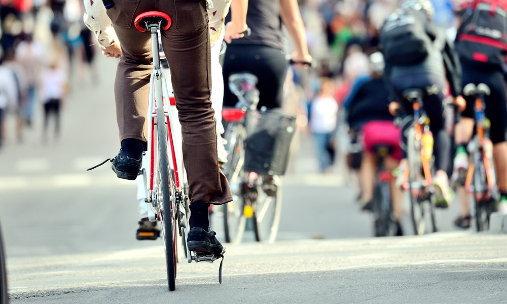 Saddle Up Spring - 6 Tips on Commuting