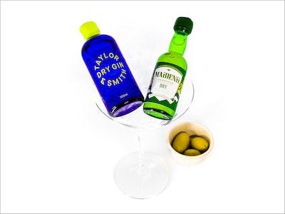 Maxi Martini Gin