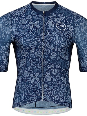Casp Performance Cycling Doodle Jersey