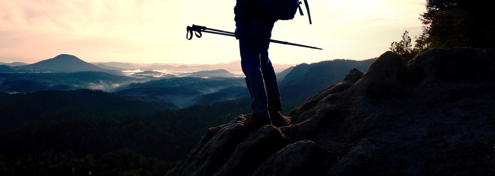 lightweight hiking