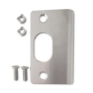 Borg Locks Borg Gate Lock Strike Plate-BLGATESTRIKE