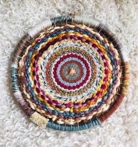 Fibre Art in Australia Creative Kits- Tabby Circular Weaving Kits