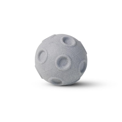 Pidan Dog Toy Ball - Falling Stone - Blue