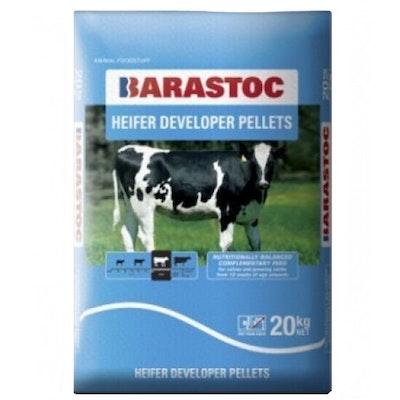 Barastoc Heifer Delevoper Pellets Supplemental Cow Calf Feed 20kg