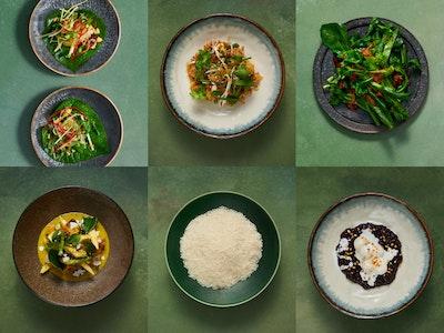 Vegan Longrain Banquet for Two, $50 per person