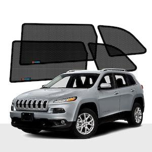JEEP Car Shade - Cherokee KL 5th Gen Trailhawk 2014-Present