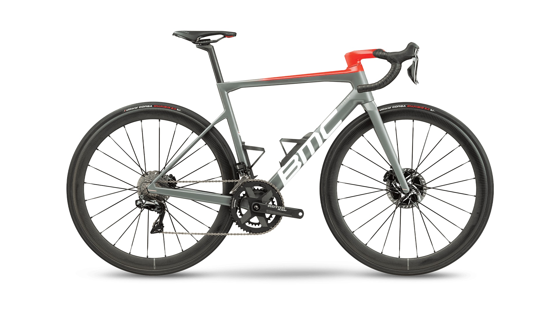 2021 BMC TEAMMACHINE SLR01 TWO built by Bike Force Docklands