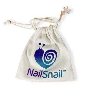 Nail Snail® Canvas Storage Bag