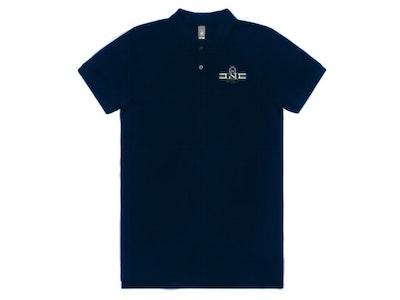 Breeze Men's Navy Polo Shirt