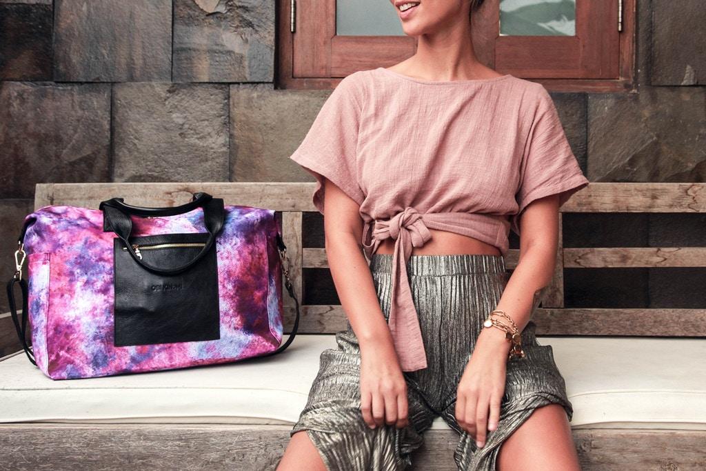 Obi Kinomi Essential Baby Bag Marsala Review