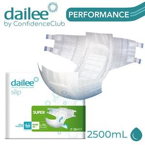 Dailee Slip Super - L/XL (120 - 170cm)