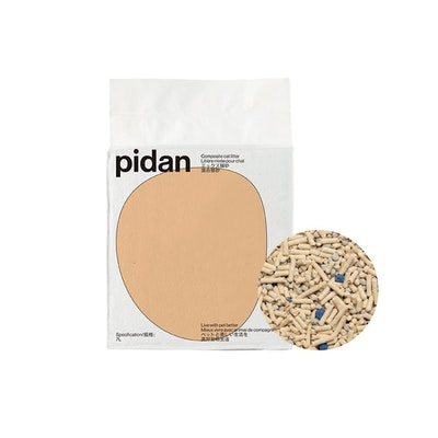 Pidan Composite Cat Litter - 7L/3.6Kg  (Original Tofu + Bentonite)