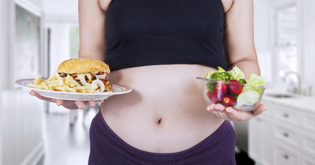The do's and don'ts of pregnancy nutrition