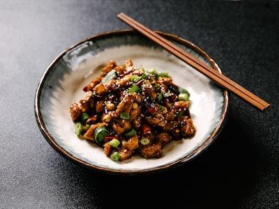 Gong Bo Chicken