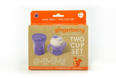 Gingerberry The Two Cup Set