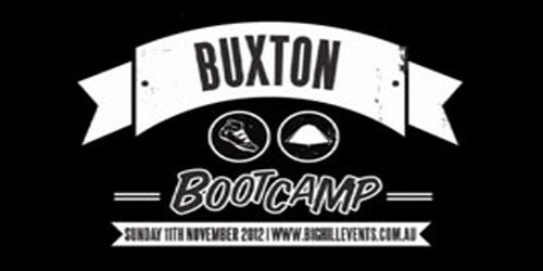 Buxton Boot Camp Event 11th November