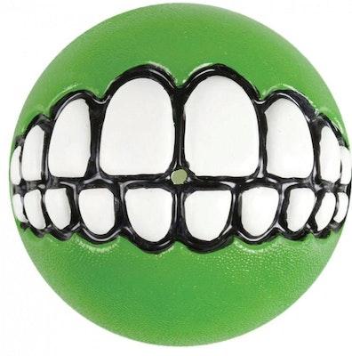 Rogz Ball Grinz Lime