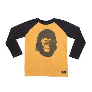 Rock Your Baby - Go Ape - Long Sleeve T-Shirt