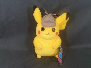 Pokemon Detective Pikachu - Detective Pikachu Plush