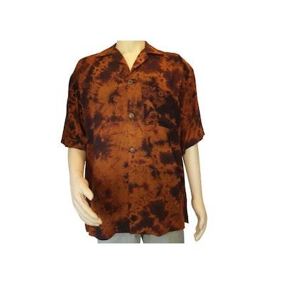 Tropic Wear Men's Tropical Shirt. ECO-FRIENDLY