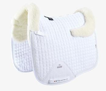 Premier Equine NEW Close Contact Merino Wool European Dressage Saddle Pad