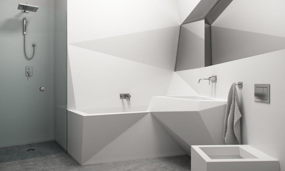 Trend Alert: Angled Interior Design
