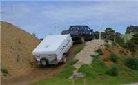 Leisurefest builds on reality with practical towing and 4WD test ride experience for show-goers