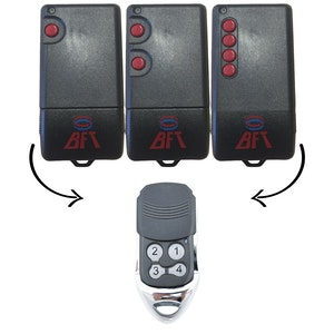 Remote Pro BFT TRC Compatible Remote