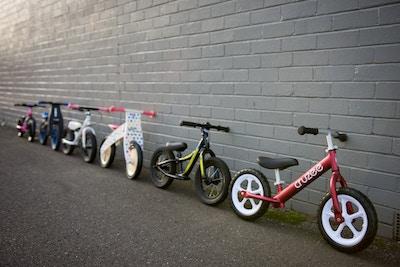 Koopgids: Leer je kind fietsen met de juiste loopfiets