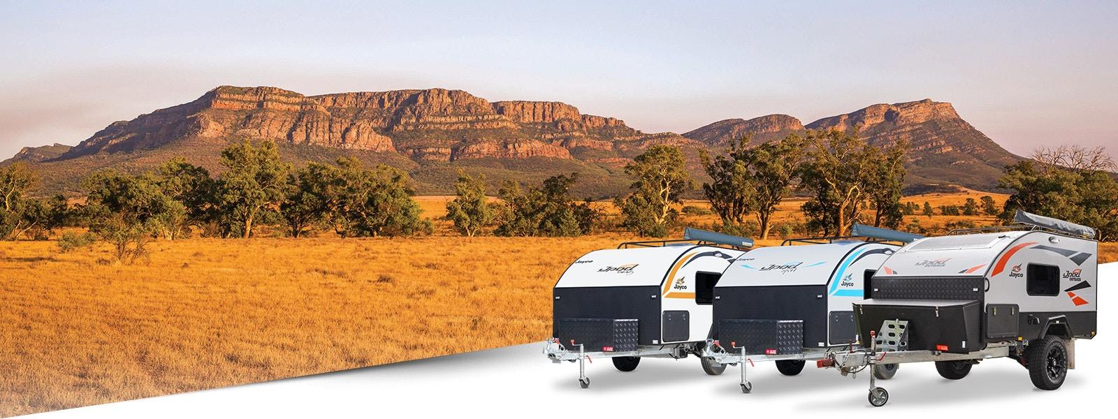 J-pod range | Jayco Australia