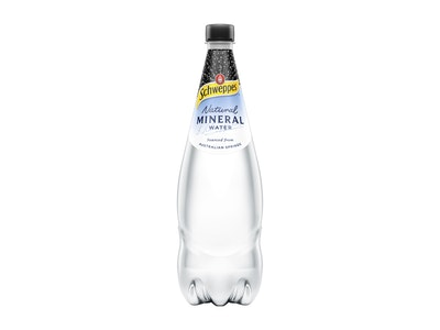 Schweppes Mineral Water 1.1L