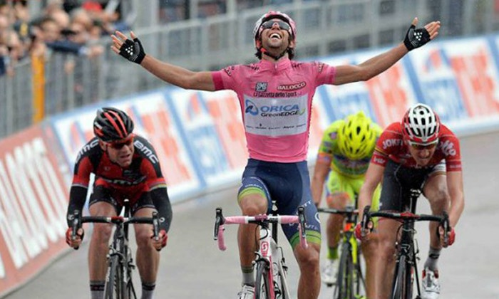 Are the Aussies dominating this year's Giro?