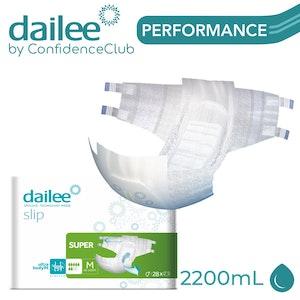 Dailee Slip Super - MEDIUM (80 - 145cm)