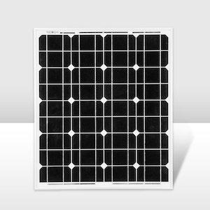 12V 60W Mono Solar Panel